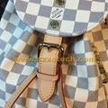 Louis Vuitton Sperone Damier Azur Canvas Handbags LV Backpacks LV Bags 6
