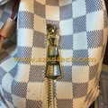 Louis Vuitton Sperone Damier Azur Canvas Handbags LV Backpacks LV Bags 7