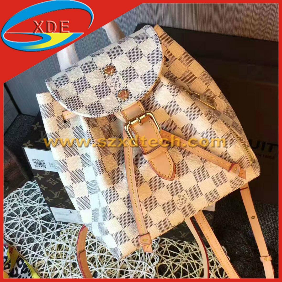 Louis Vuitton Sperone Damier Azur Canvas Handbags LV Backpacks LV Bags 1