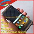 Samsung Galaxy S8 Edge 1:1 Clone Metal Body Glass Back Cover 1+16GB