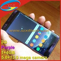Replica Samsung Galaxy S8 Copy S8 Edge Metal Body 3G Samsung Mobile Phone (Hot Product - 6*)