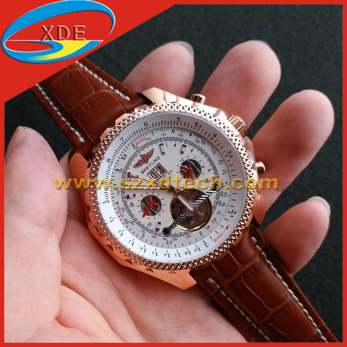 Replica Breitling Watch Quality Wrist Tourbillon Series Breitling Wrist 1
