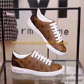 Best Seller LV Shoes with LV Monogram Canvas AAA Quality Best Seller