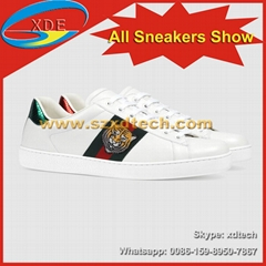 Wholesale Ace Studded Leather Sneaker 1:1 All Design Avaliable Fashion Shoes