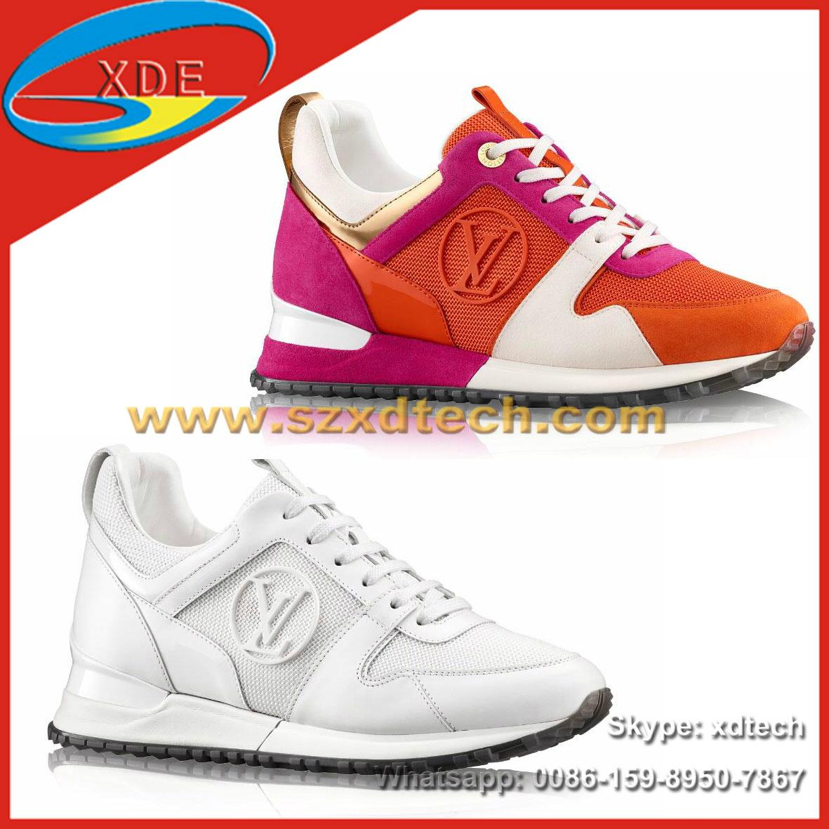 87e53920e0c9 Louis Vuitton RUN AWAY SNEAKER Running Shoes LV Sports Shoes LV Sneakers 1  ...