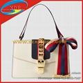Gucci Sylvie Leather Mini Bag Women's