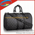 LV Fashion Shows LV KEEPALL 45/55 BANDOULIÈRE LV Travel Bags Big Capacity
