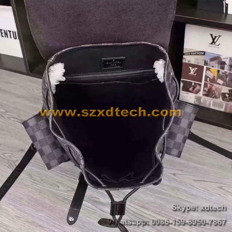 Luxury and Fashion LV Backpacks CHRISTOPHER PM N41379 Best Seller Travel Bags 11