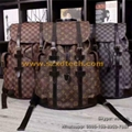 Luxury and Fashion LV Backpacks CHRISTOPHER PM N41379 Best Seller Travel Bags 12