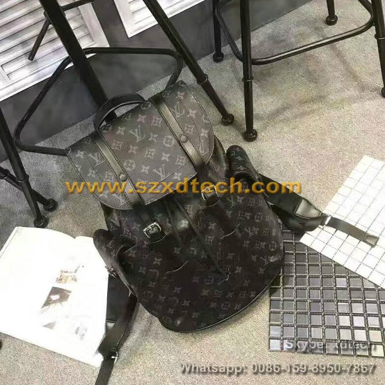 Luxury and Fashion LV Backpacks CHRISTOPHER PM N41379 Best Seller Travel Bags 15