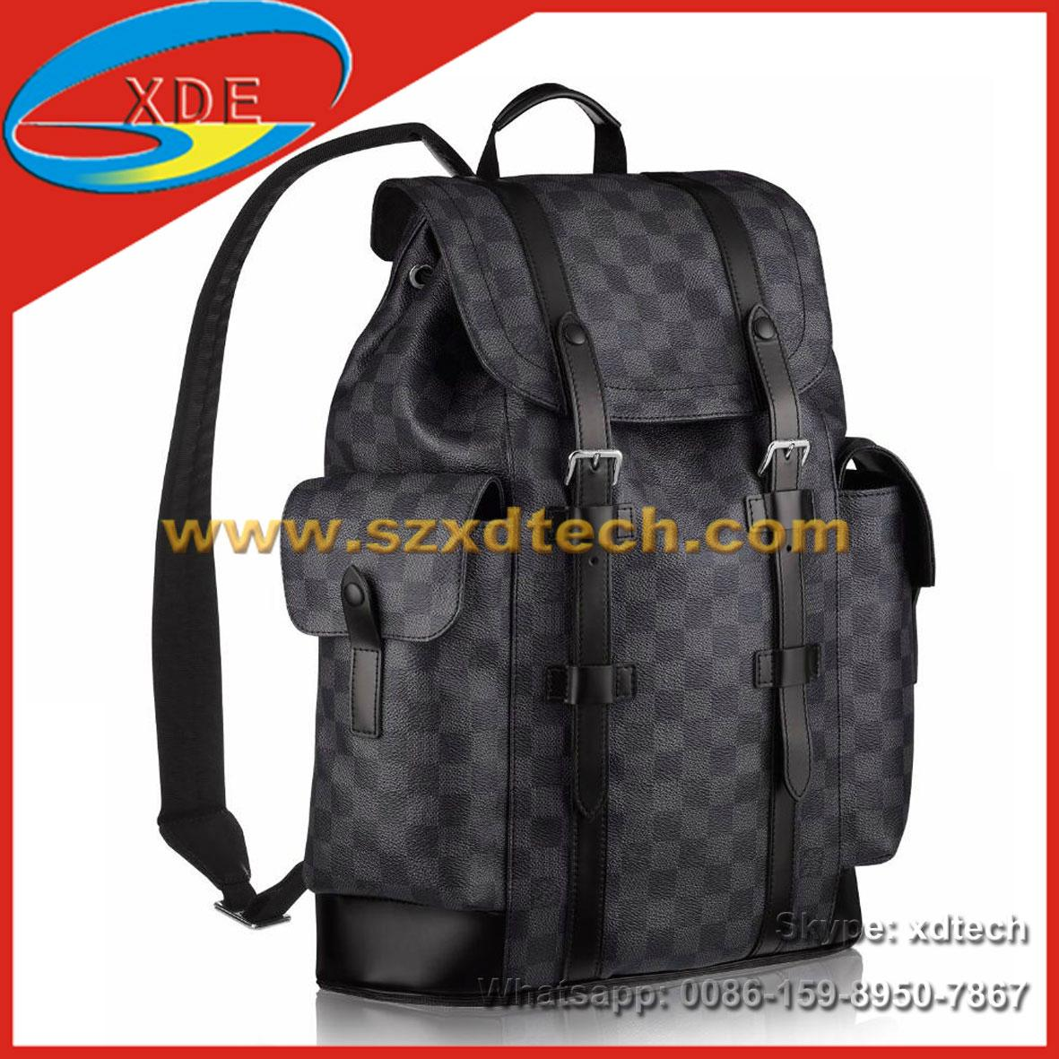 Luxury and Fashion LV Backpacks CHRISTOPHER PM N41379 Best Seller Travel Bags 1