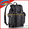 Luxury and Fashion LV Backpacks CHRISTOPHER PM N41379 Best Seller Travel Bags