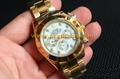 Luxury  Rolex Watches Rolex Daytona Seashell Color Face Sport Design
