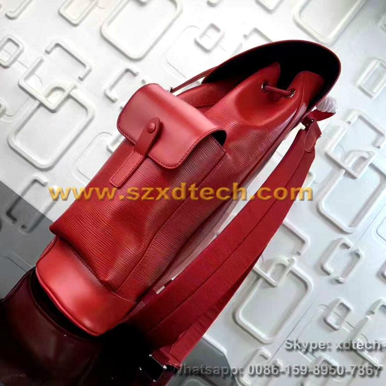 Luxury and Fashion LV Backpacks Men's Bag Fashion CHRISTOPHER 2