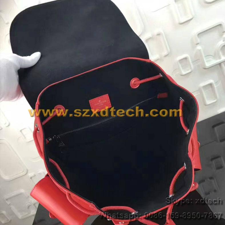 Luxury and Fashion LV Backpacks Men's Bag Fashion CHRISTOPHER 8