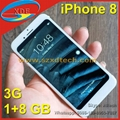 New Coming Latest Replica iPhone 8 4.7 inch New iPhone Apple iPhone 8 with 3G