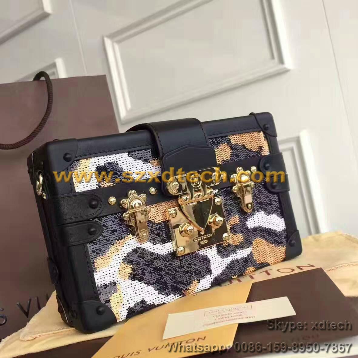 Wholessale LV Handbags Evening Bags Petite Malle Collection 6