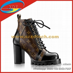 Cool STAR TRAIL ANKLE BOOT 1A2Y7W LV Boots High-heel Boots