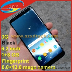 1:1 Replica Samsung S8+ Galaxy S8 Plus Real 6.2 Inch Real Curve Fast (Hot Product - 5*)