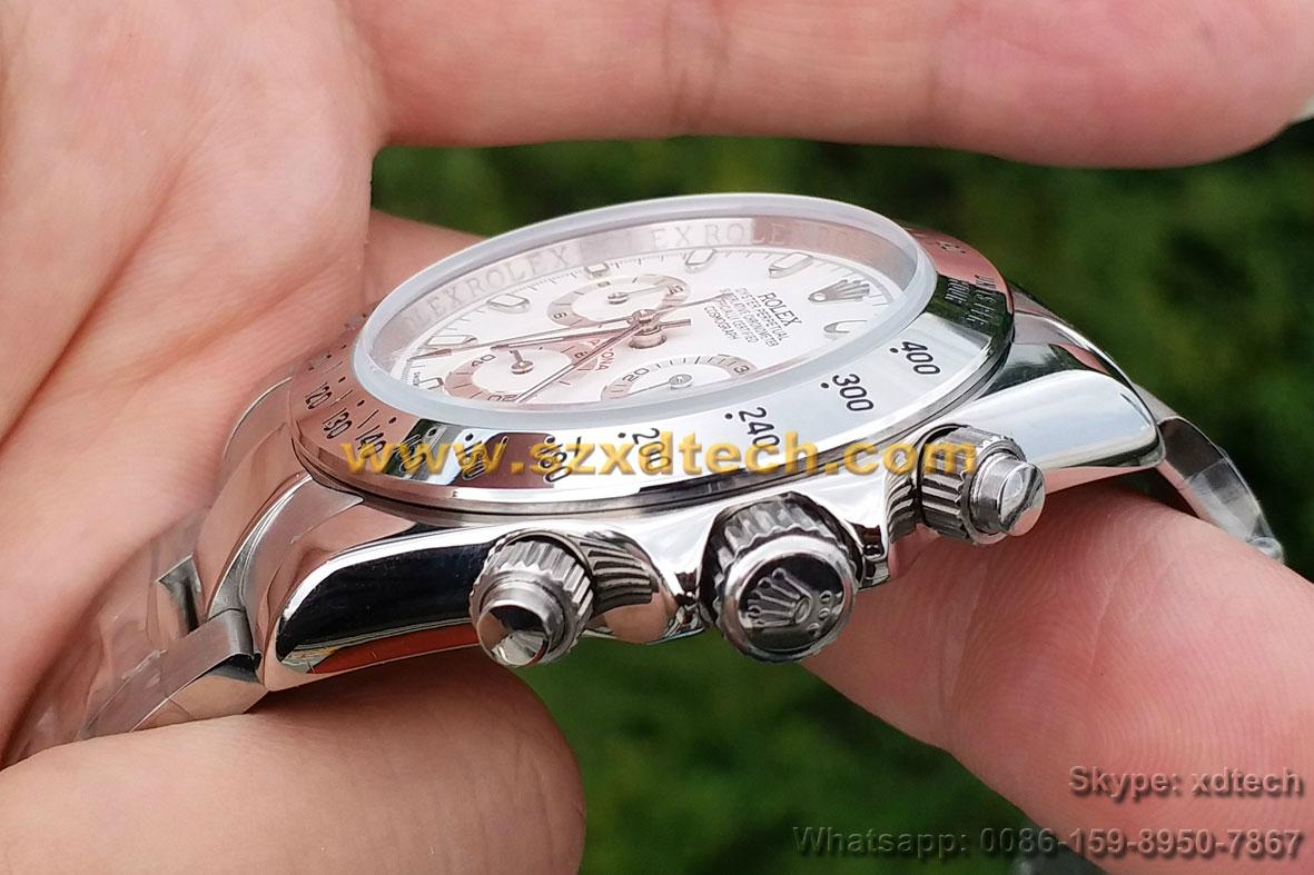 Rolex Cosmograph Daytona 116509 Rolex Watches Steel Belt 1:1 8