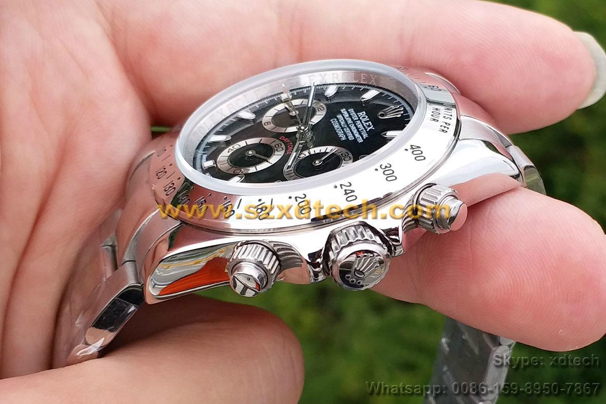 Rolex Cosmograph Daytona 116509 Rolex Watches Steel Belt 1:1 4