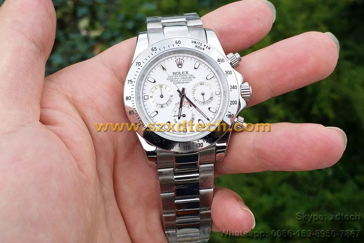 Rolex Cosmograph Daytona 116509 Rolex Watches Steel Belt 1:1 2