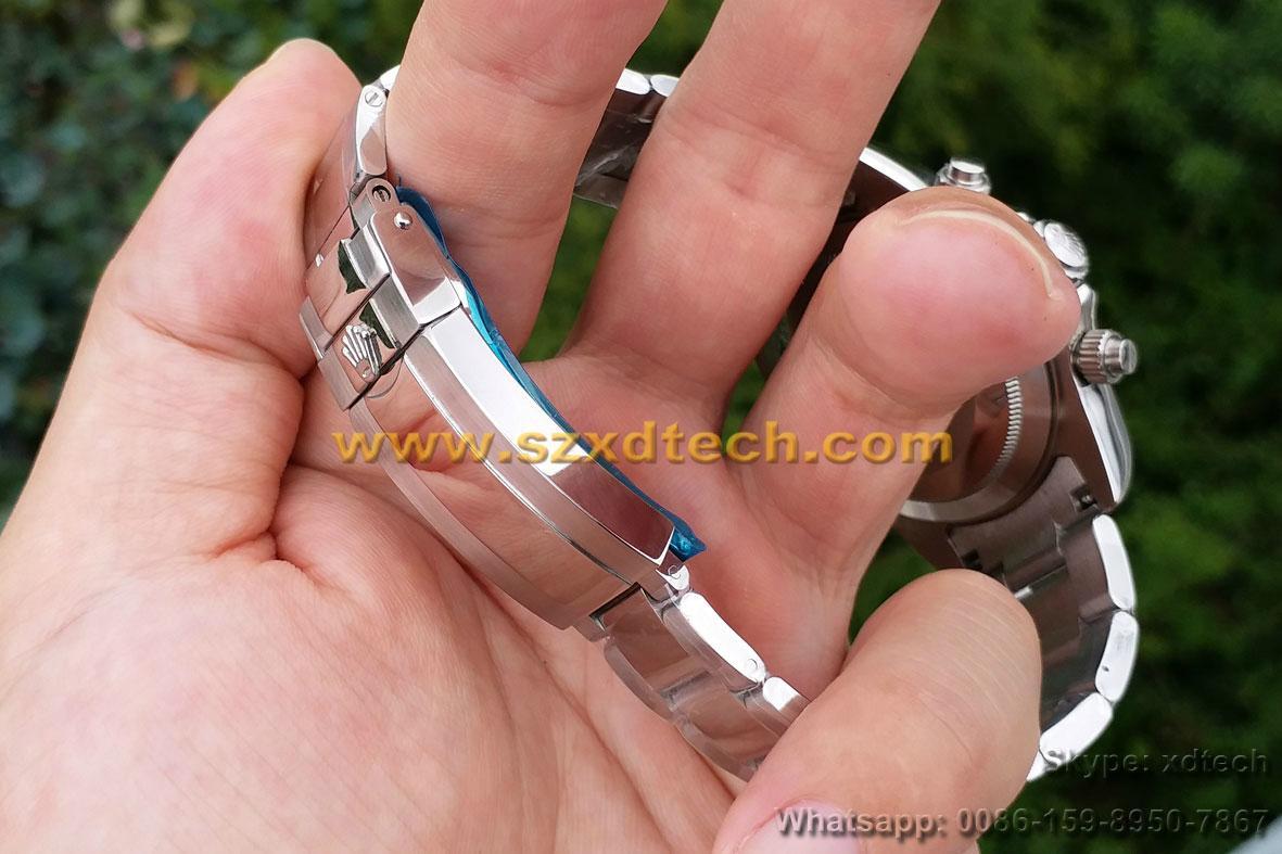 Rolex Cosmograph Daytona 116509 Rolex Watches Steel Belt 1:1 11