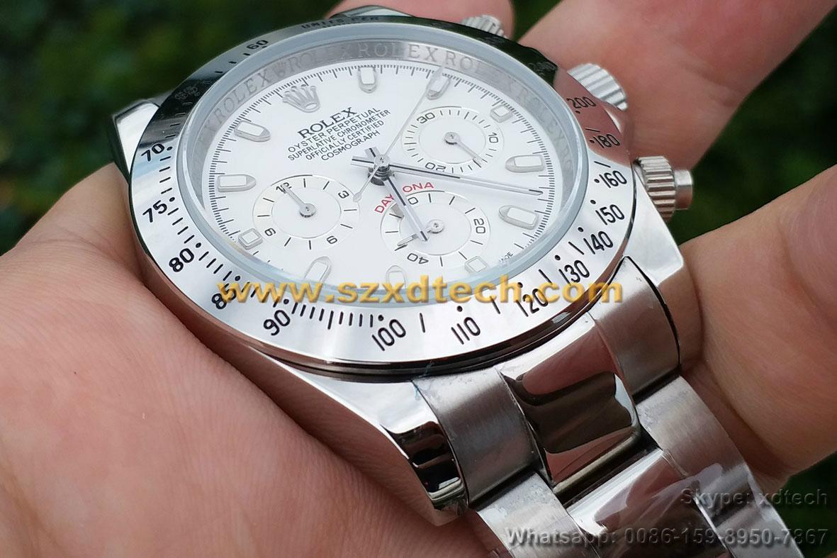 Rolex Cosmograph Daytona 116509 Rolex Watches Steel Belt 1:1 6