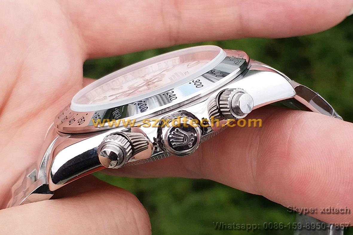 Rolex Cosmograph Daytona 116509 Rolex Watches Steel Belt 1:1 7
