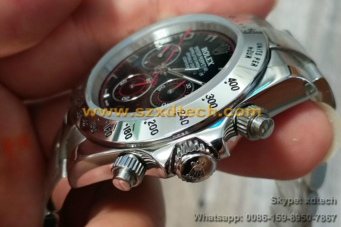 Rolex Cosmograph Daytona 116509 Rolex Watches Steel Belt 1:1 13