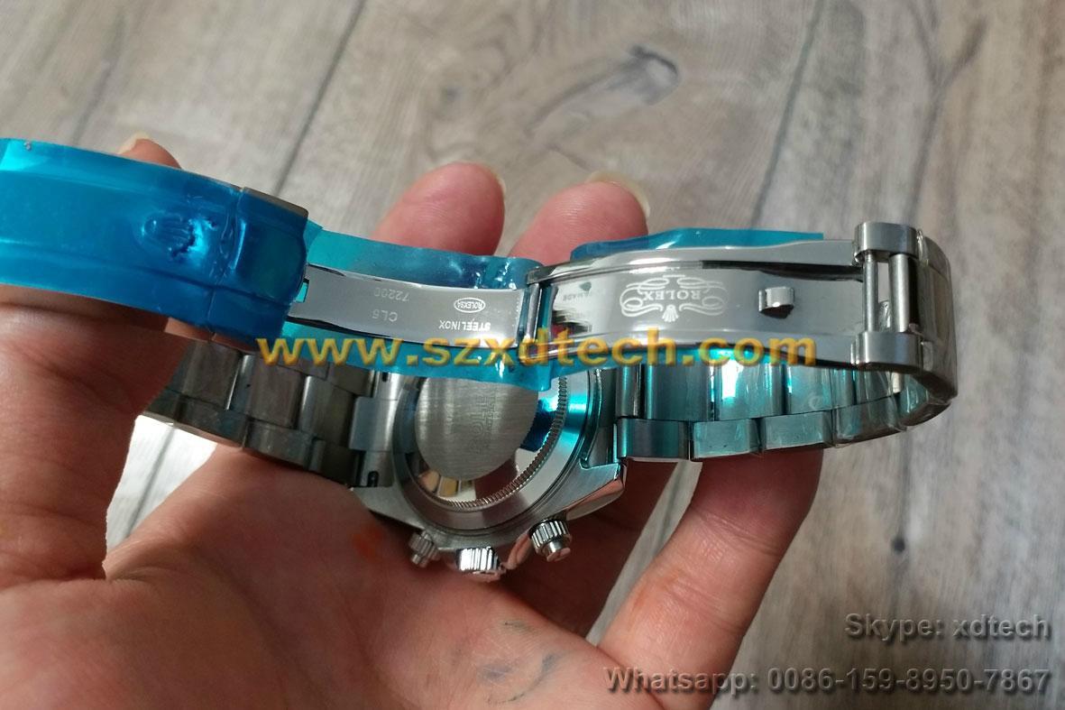 Rolex Cosmograph Daytona 116509 Rolex Watches Steel Belt 1:1 15