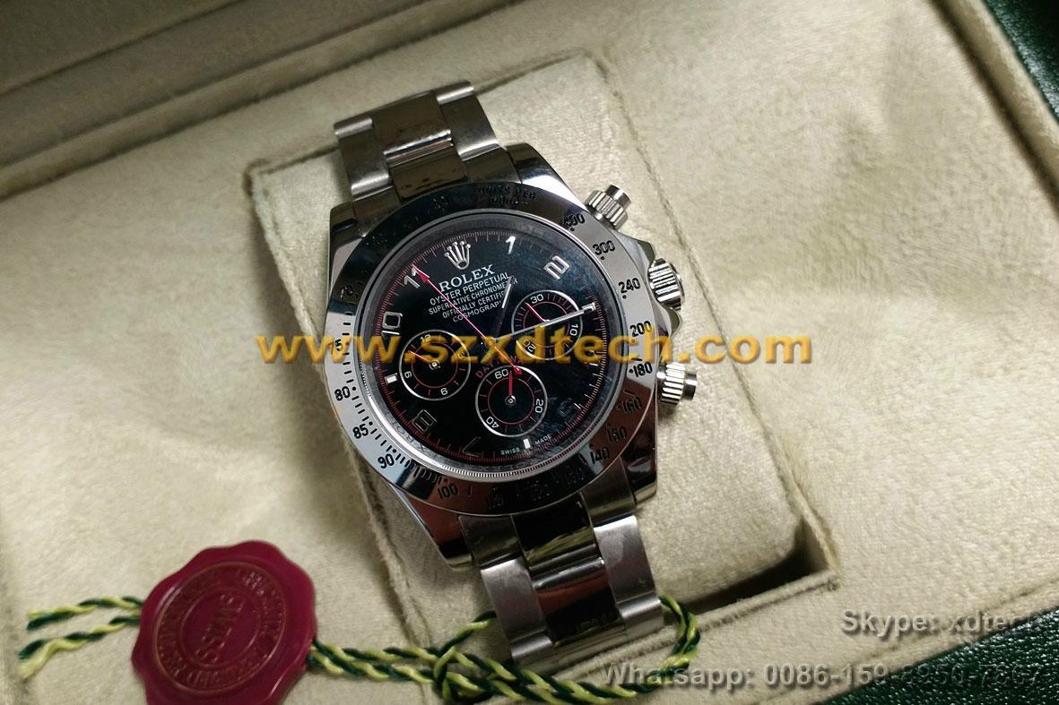 Rolex Cosmograph Daytona 116509 Rolex Watches Steel Belt 1:1 17