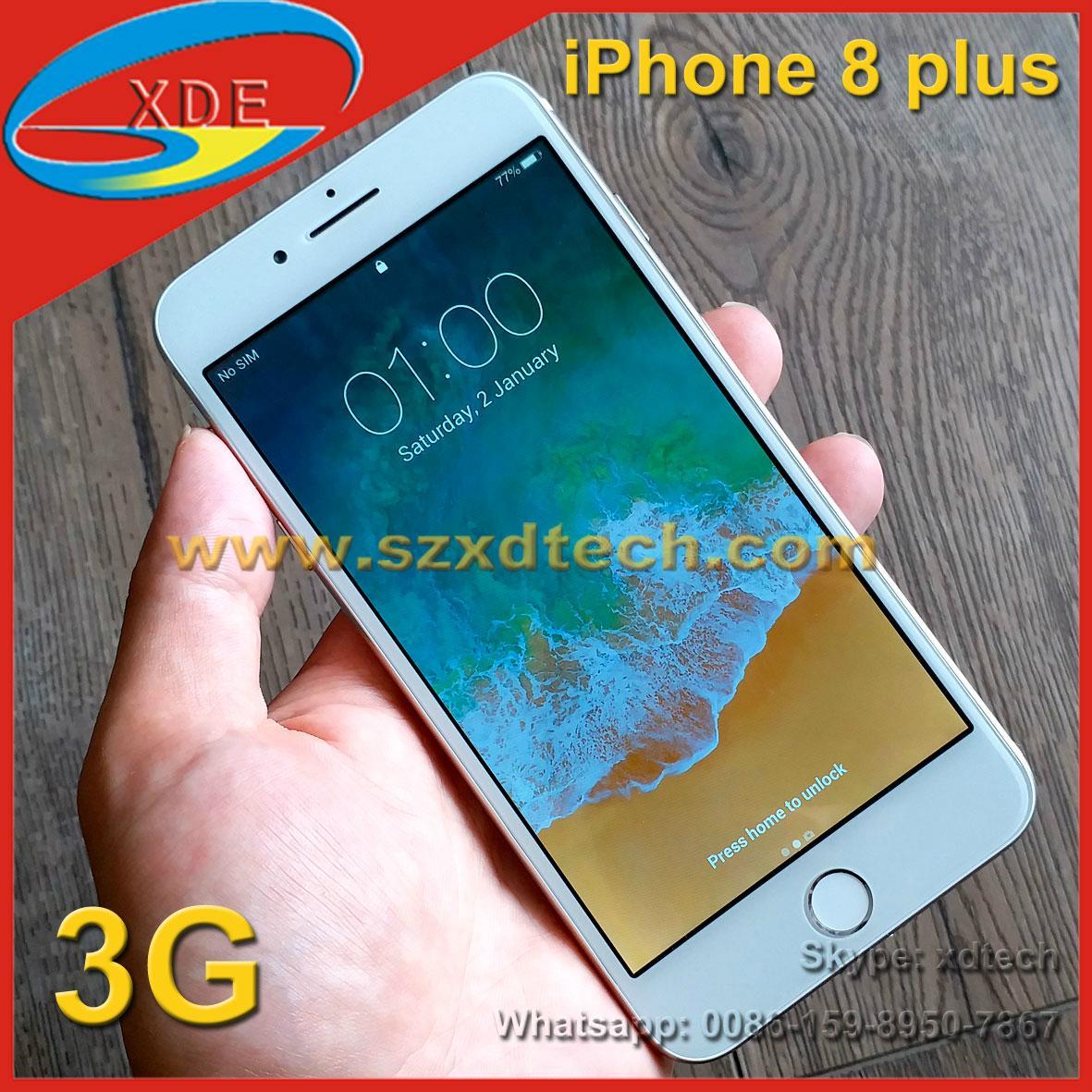 Unlocked 5 5 inch iPhone 8 Plus iPhone 8+ Clone High