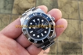 Rolex Watches Submariner Black Face Stainless Steel Belt Best Christmas Gift