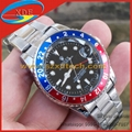 Cheapest Rolex GMT-Mater II Cheapest Rolex Watches Steel Belt Christmas Gift