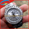 AAA Quality Rolex Wrist Wholesale Price with Diamond Steel Belt Copy Rolex