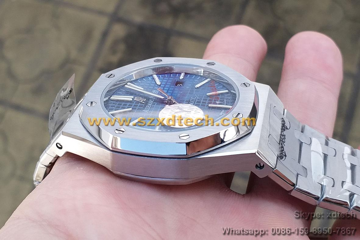 Replica Audemars Piguet Royal Oak Collection Cool Business Watch 6
