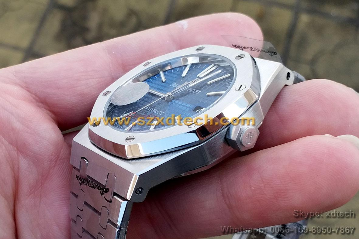 Replica Audemars Piguet Royal Oak Collection Cool Business Watch 5