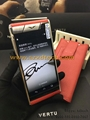 Clone Vertu BLUSH CALF Aster Collection All Colors 2+64GB 4G Vertu 1:1 Design