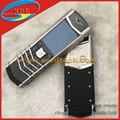 Replica Vertu Signature S 1:1 Vertu NAVY ALLIGATOR Real Leather Different Colors