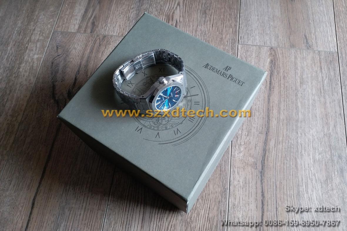 Replica Audemars Piguet Royal Oak Collection Cool Business Watch 14