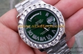 Big Diamond Rolex Watches Different Color Dial Avaliable Luxury Watches 3