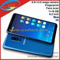 Best Replica S9+ Samsung Galaxy S9 Plus S9+ Real Curve Face Scan Fingerprint