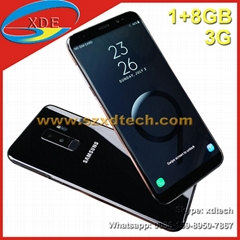 1:1 Copy Samsung S9 Plus S9 S9+ Full Screen Latest Samsung Galaxy 3G Real Curve (Hot Product - 5*)