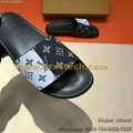 Louis Vuitton Slippers LV Slides LV Sandals LV Shoes