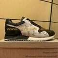RUN AWAY SNEAKER 1A3N7W 1:1 Copy LV Sneakers Best Quality LV Running Shoes