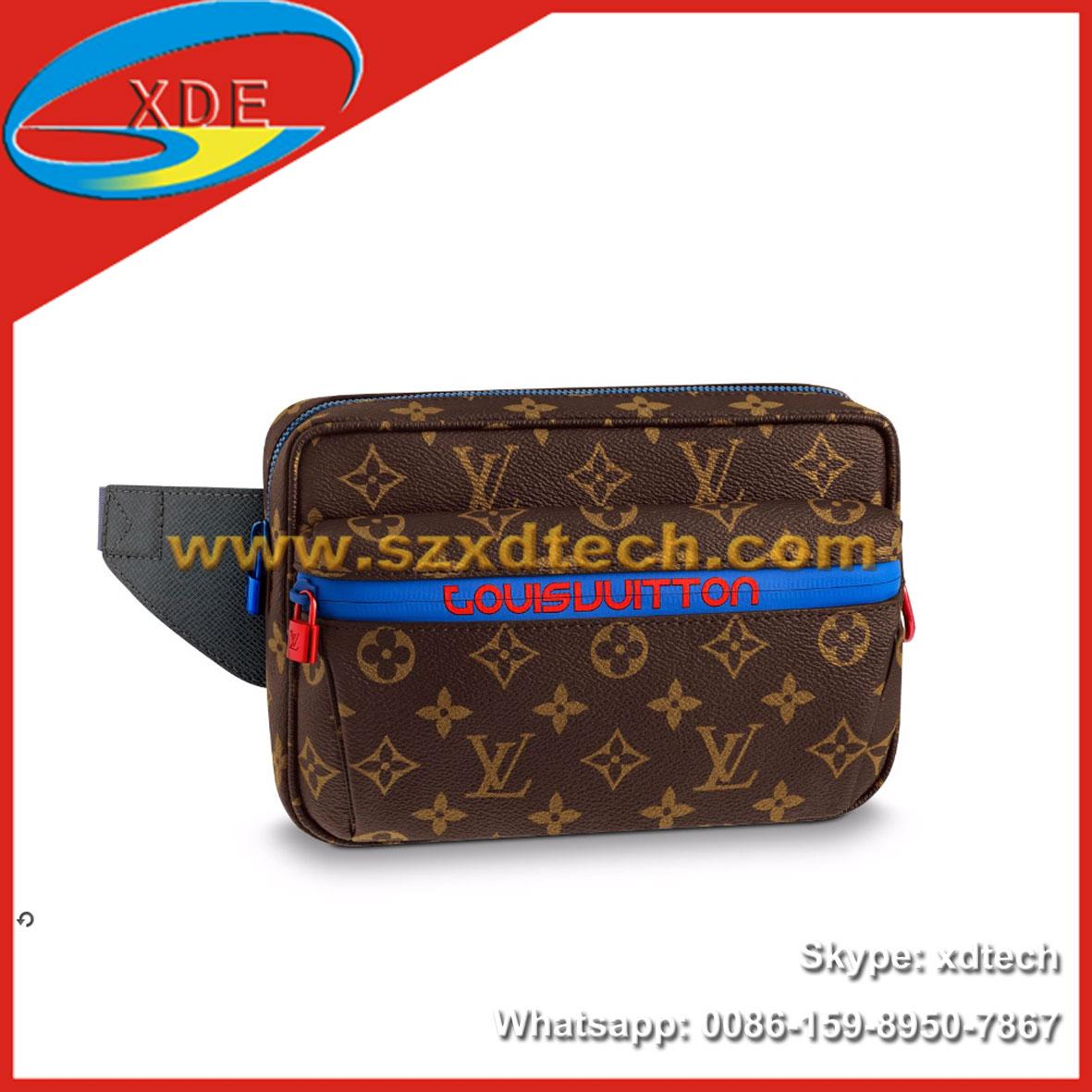 fd1924c4f4fe Louis Vuitton BUMBAG M43828 LV Messenger Bag LV Men s Bag LV Cross Bag