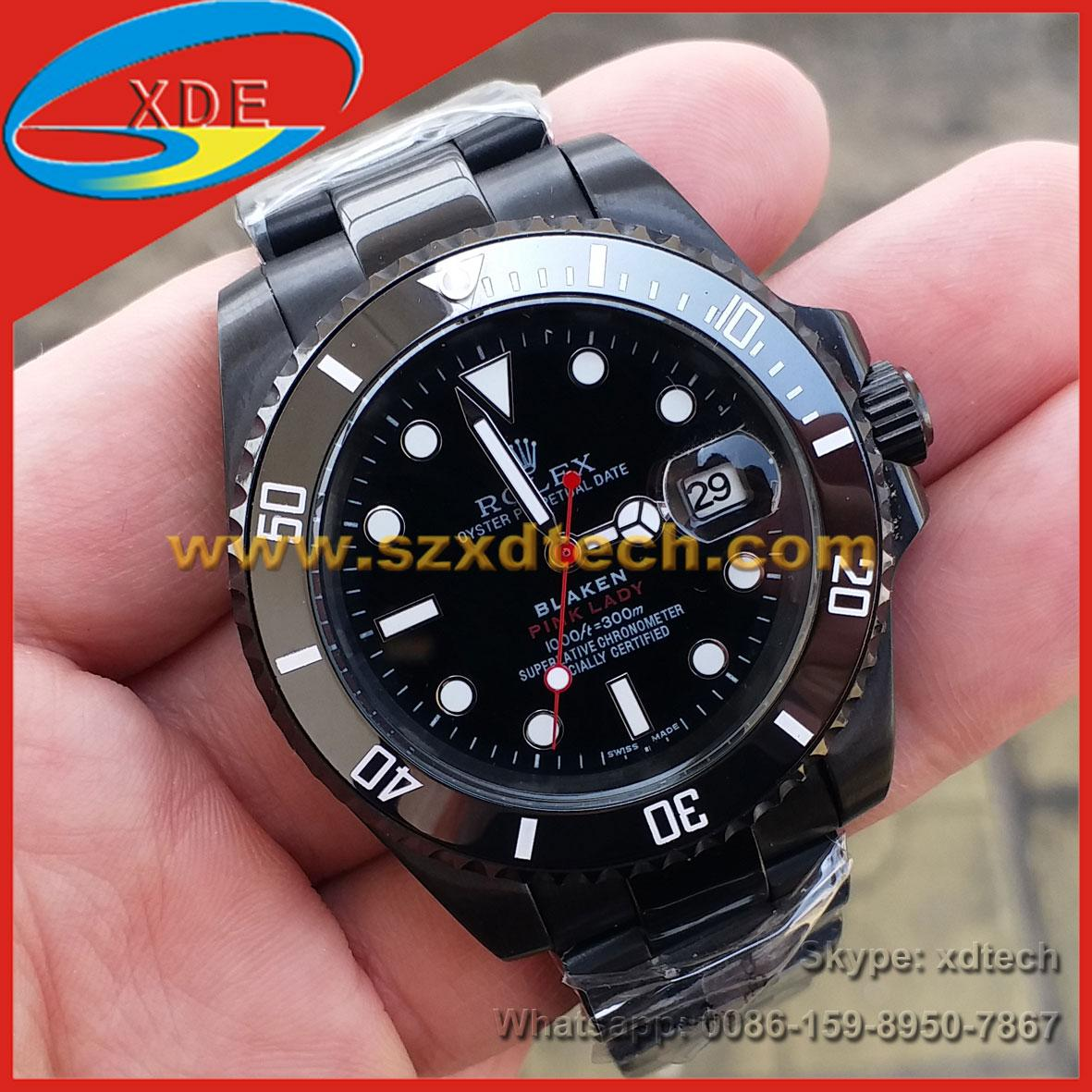 quotations cheap waterproof solid for alibaba cool so shopping black line large on com get sport men guides heavy at and watches find deals size