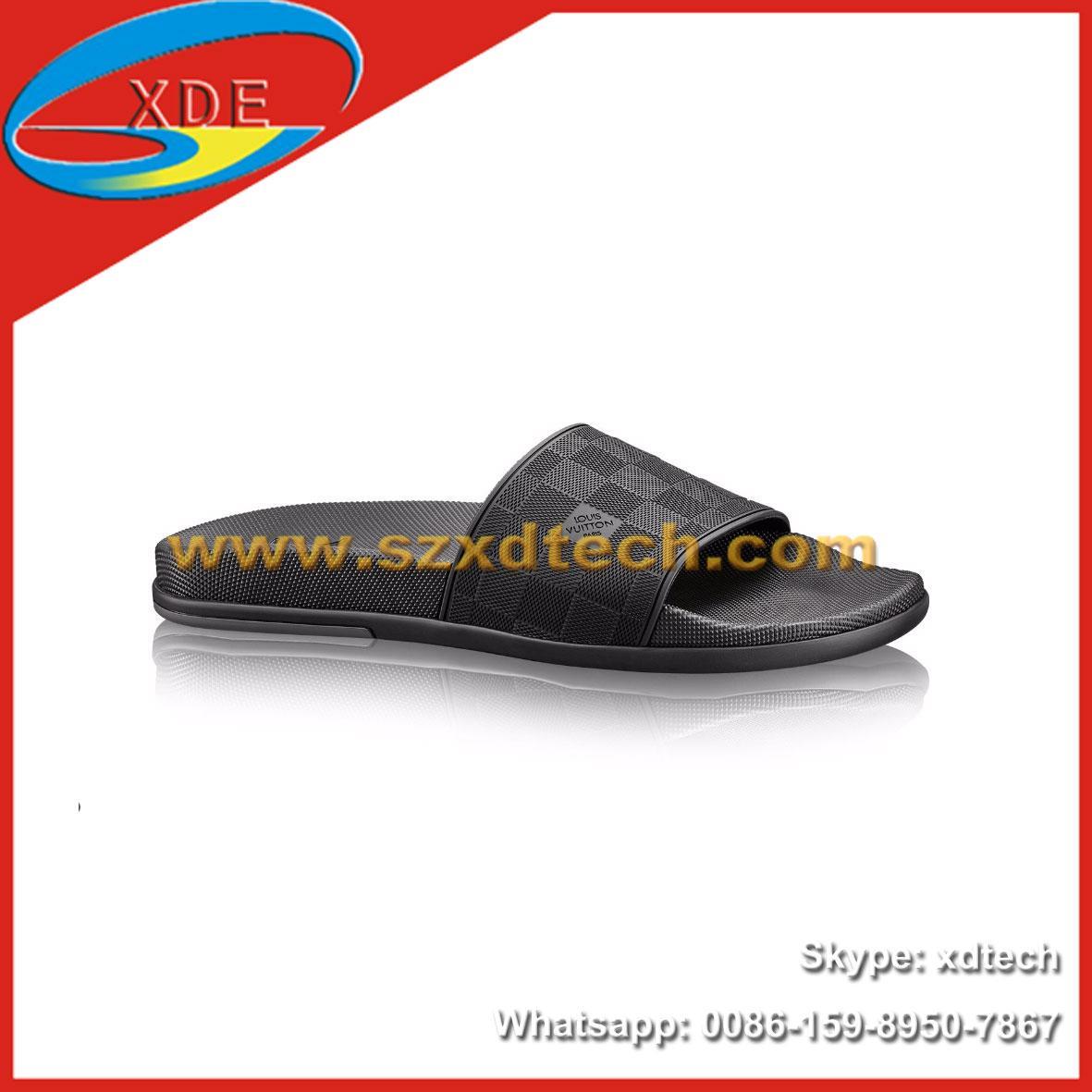452d73998633 Louis Vuitton Slippers LV Slides LV Sandals LV WATERFRONT 476812 Shoes 1 ...