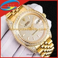 Rolex Shiny Full Diamond Watches Rolex